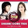 Lời dịch bài hát Dreams Come True - Dong Hae (Super Junior) & Seo Hyun (SNSD)