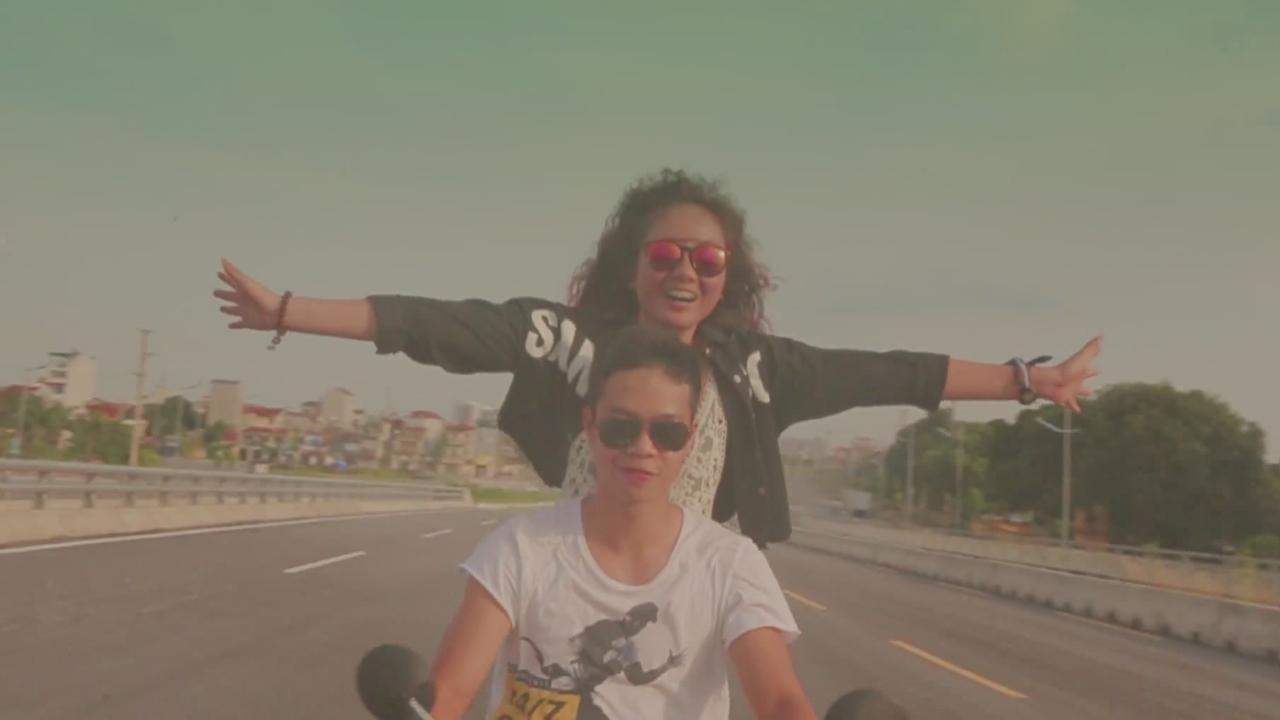 The Juvenile Anthem - Trang, Myku Ho, Đinh Mạnh Hiếu