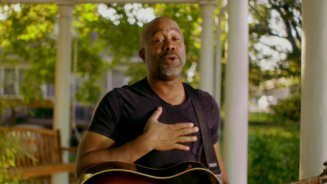 For the First Time - Darius Rucker