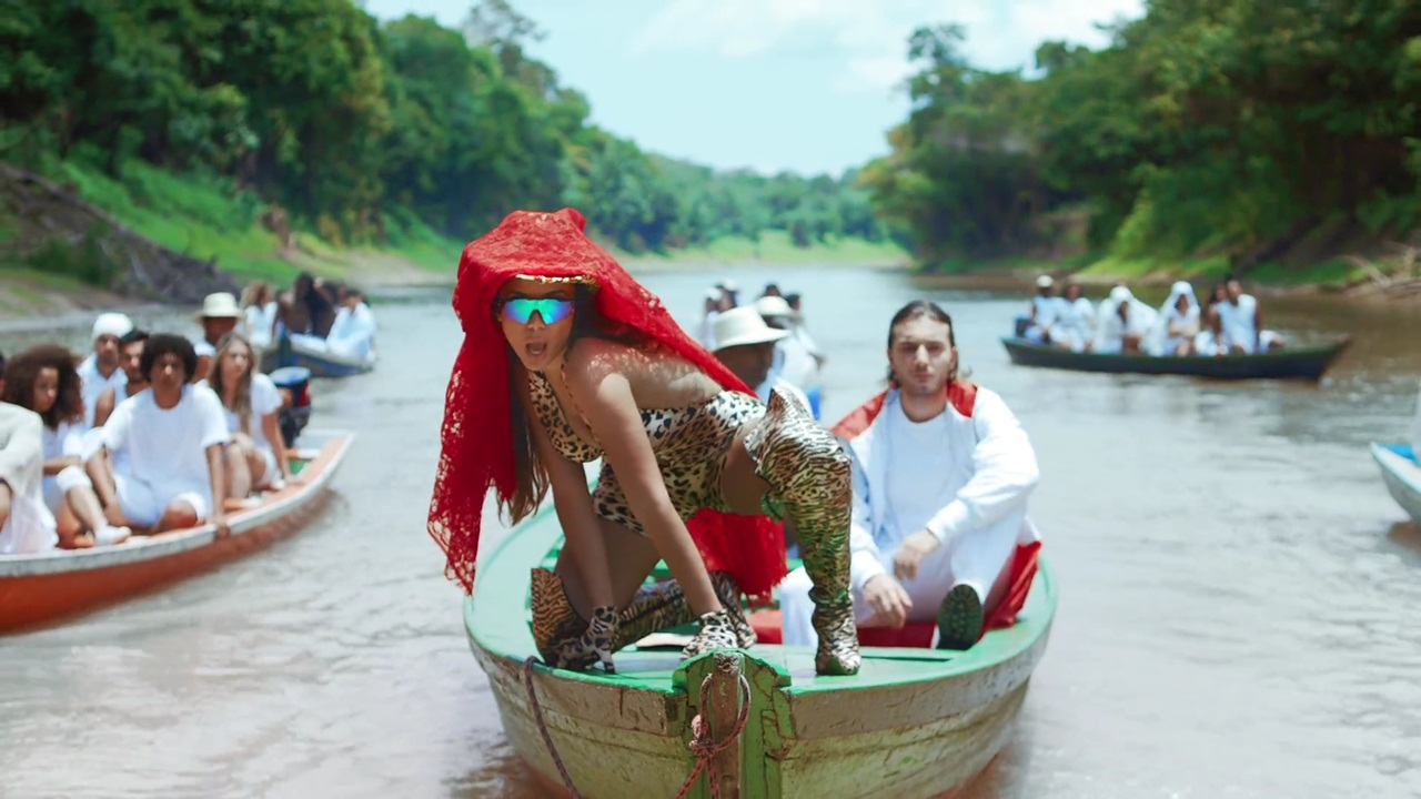 Is That For Me - Alesso, Anitta