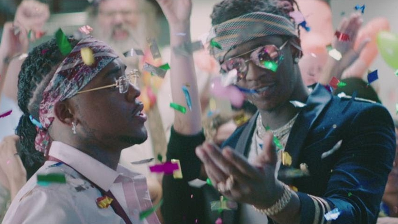 Whatever You On - London On Da Track, Young Thug, Ty Dolla $ign, Jeremih, YG
