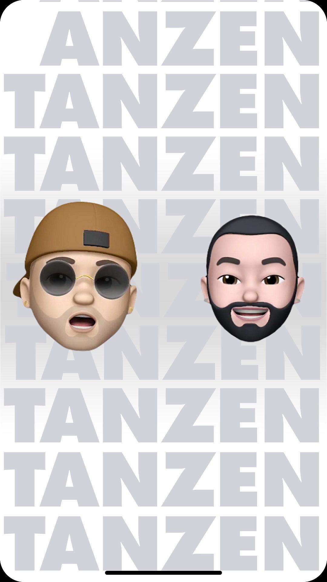 Tanzen / Baile - Edin, Manuel Turizo