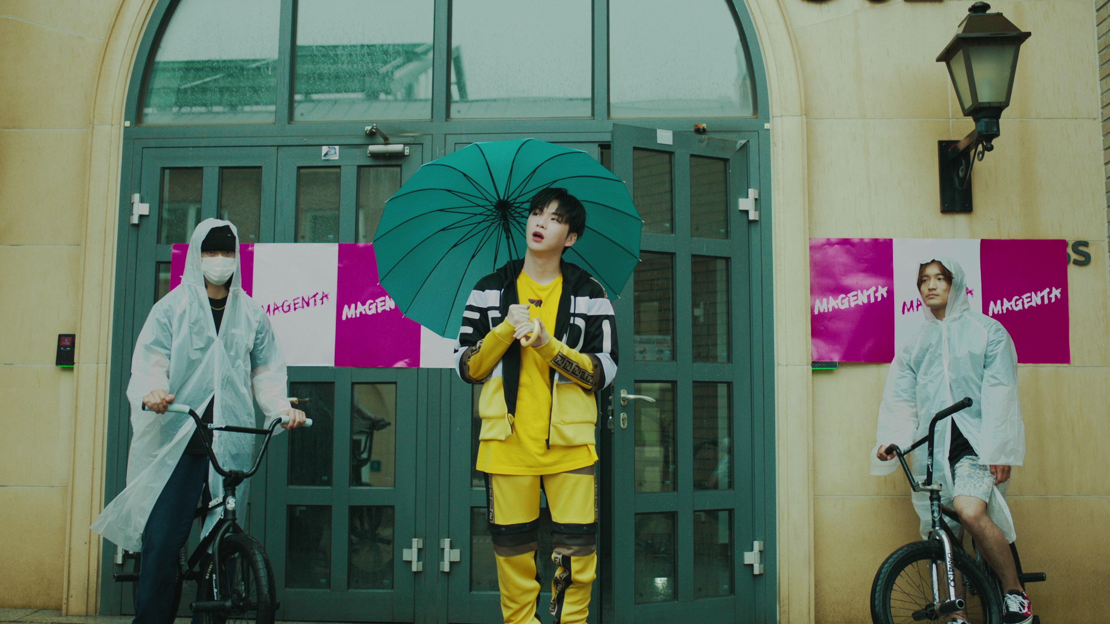 Movie - KANG DANIEL, Dvwn
