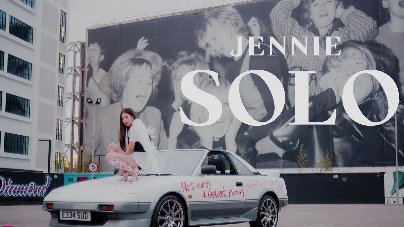 SOLO - JENNIE