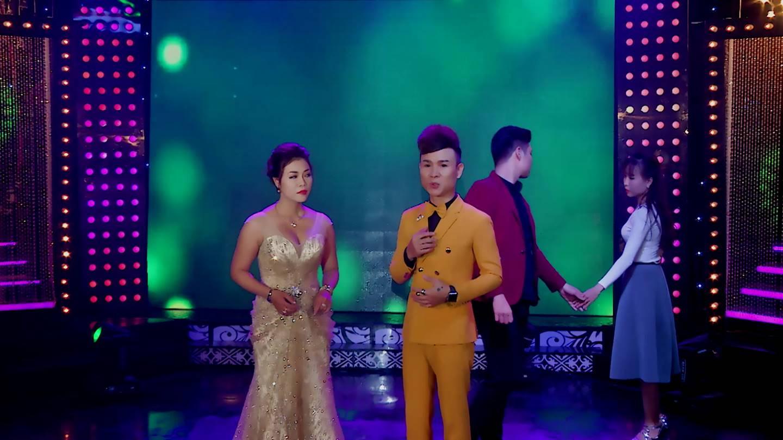 Liên Khúc Người Yêu Cô Đơn - Đăng Nguyên, Quỳnh Kim, MC Tiến Vĩnh