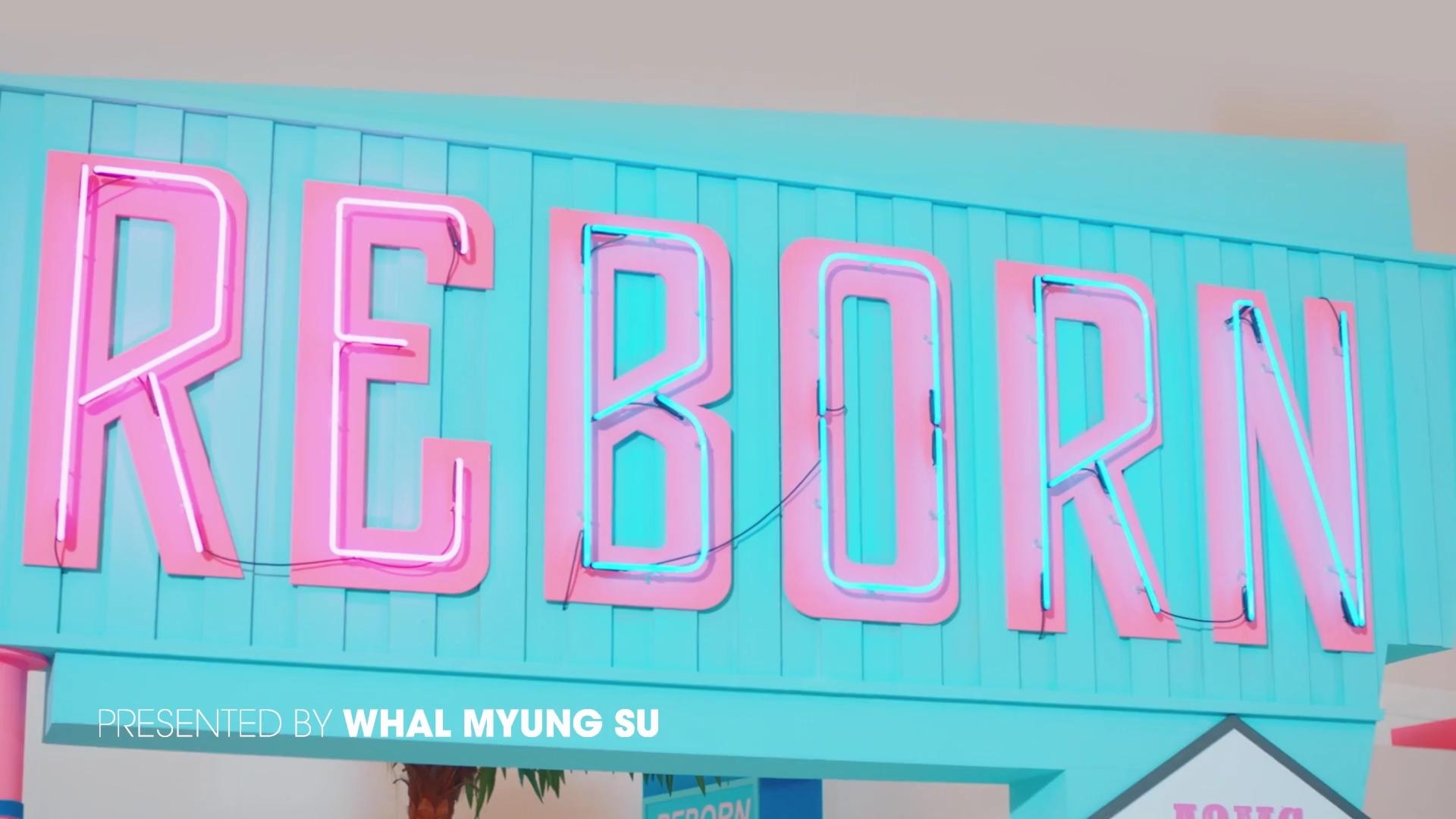 Reborn - Jay Park, Boi B, Double K