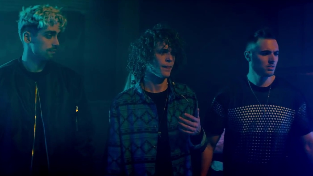 Let Me Hold You (Turn Me On) - Cheat Codes, Dante Klein