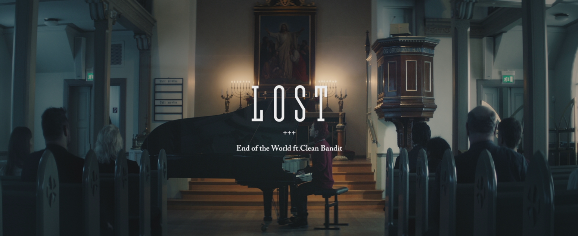 Lost (Official Video) - End of the World, Clean Bandit
