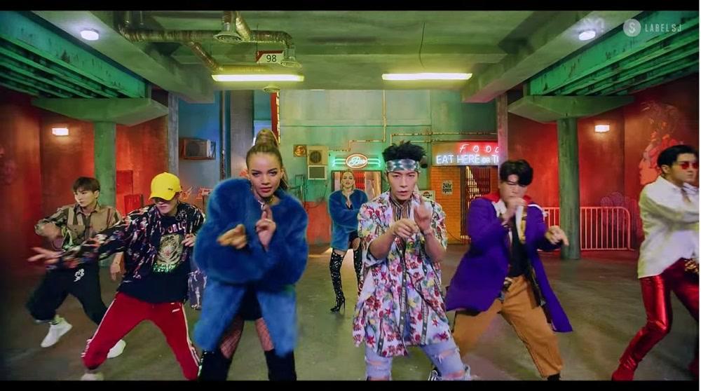 Lo Siento - Super Junior, Leslie Grace