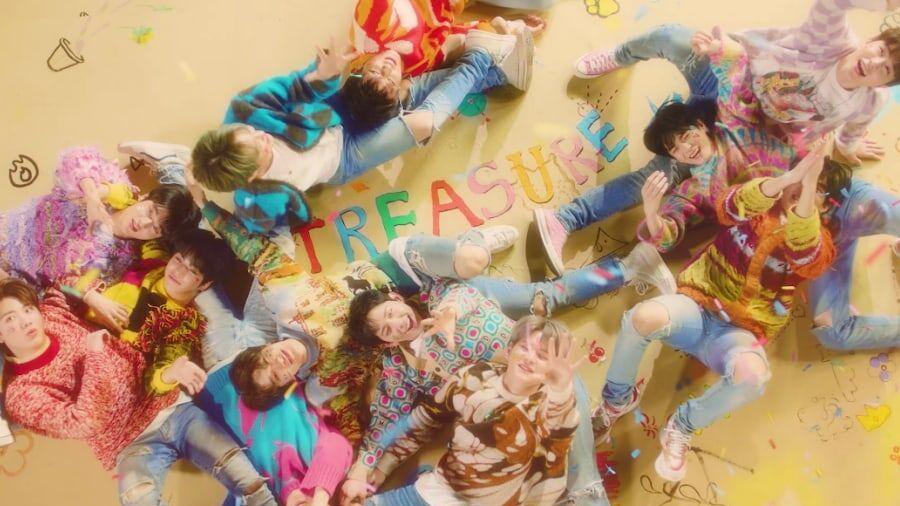 MY TREASURE - Treasure