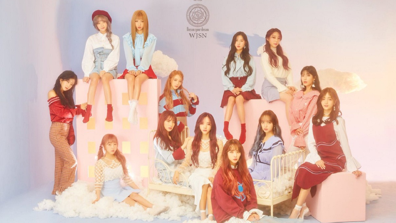 Dreams Come True - WJSN (Cosmic Girls)