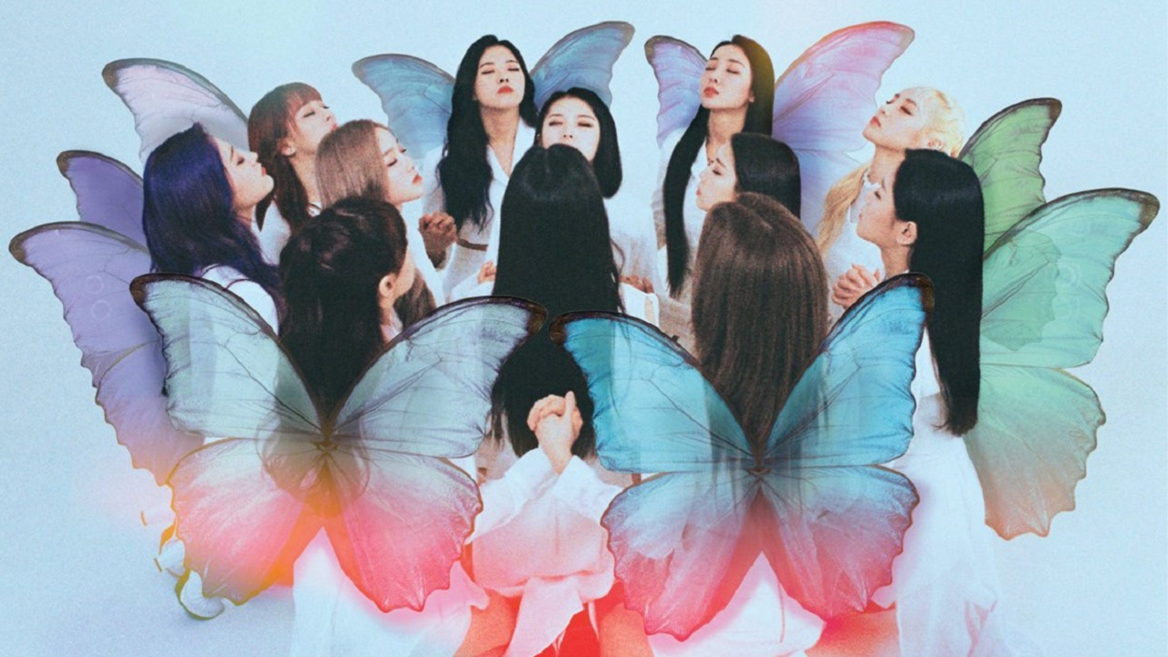Butterfly - LOONA